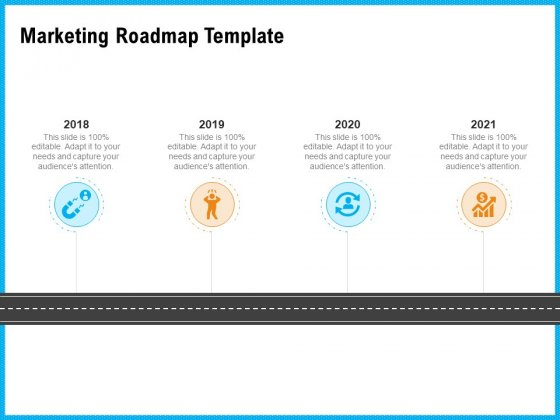 Requirement Gathering Techniques Marketing Roadmap Template Formats PDF