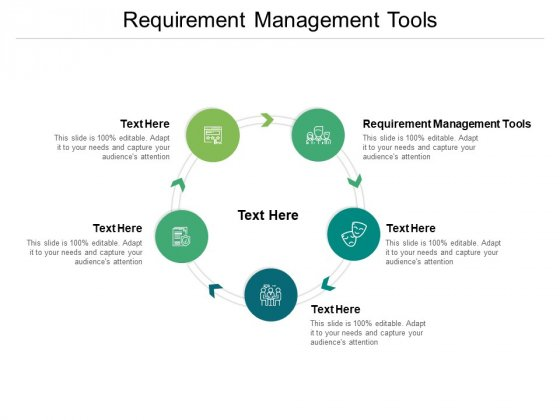 Requirement Management Tools Ppt PowerPoint Presentation Gallery Guidelines Cpb