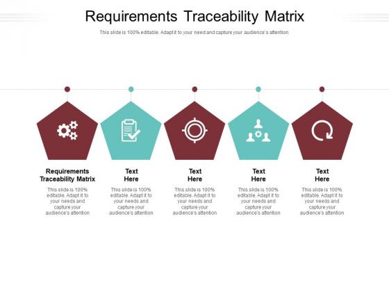 Requirements Traceability Matrix Ppt PowerPoint Presentation Portfolio Templates Cpb Pdf
