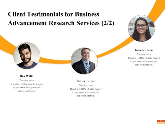 Research_Advancement_Services_Proposal_Ppt_PowerPoint_Presentation_Complete_Deck_With_Slides_Slide_23