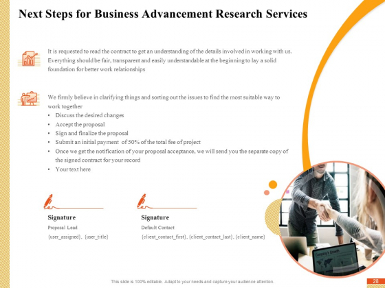Research_Advancement_Services_Proposal_Ppt_PowerPoint_Presentation_Complete_Deck_With_Slides_Slide_28