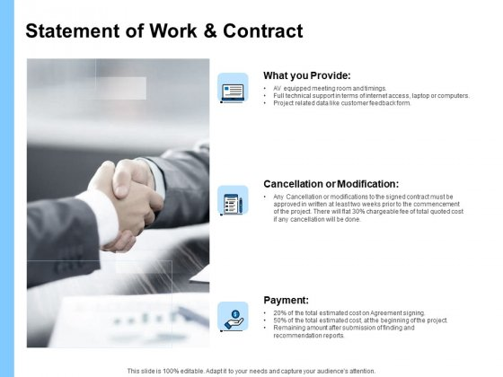 Research For New Product Statement Of Work And Contract Ppt Inspiration Graphic Tips PDF