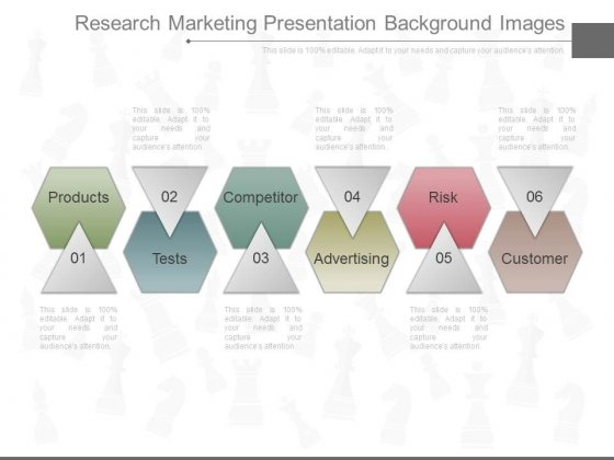 Research Marketing Presentation Background Images