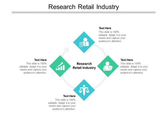Research Retail Industry Ppt PowerPoint Presentation Slides Inspiration Cpb Pdf