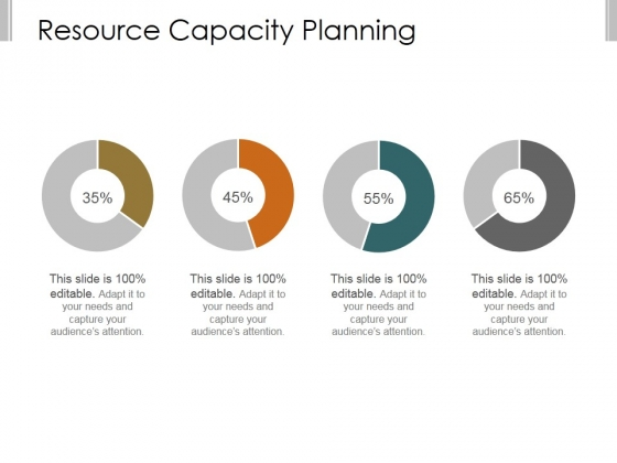 Resource Capacity Planning Template 1 Ppt PowerPoint Presentation Images
