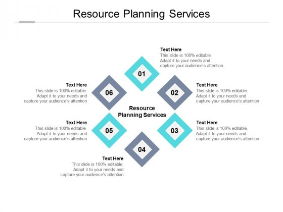 Resource Planning Services Ppt PowerPoint Presentation Inspiration Professional Cpb Pdf