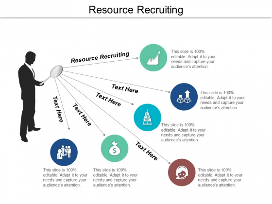 Resource Recruiting Ppt PowerPoint Presentation Infographic Template Tips Cpb