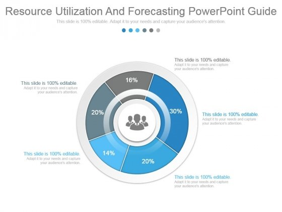 Resource Utilization And Forecasting Powerpoint Guide