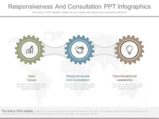 Responsiveness And Consultation Ppt Infographics