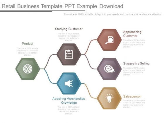 Retail Business Template Ppt Example Download