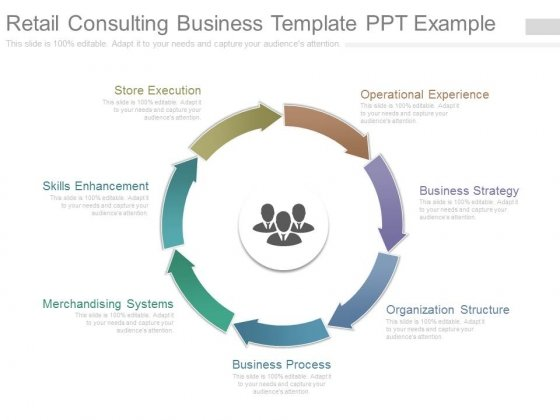 Retail Consulting Business Template Ppt Example Powerpoint Templates
