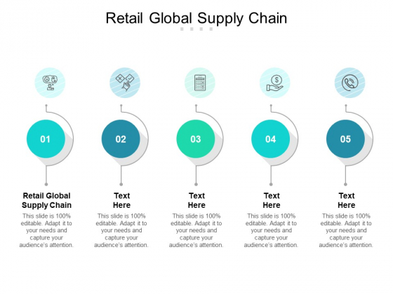 Retail Global Supply Chain Ppt PowerPoint Presentation Pictures Themes Cpb