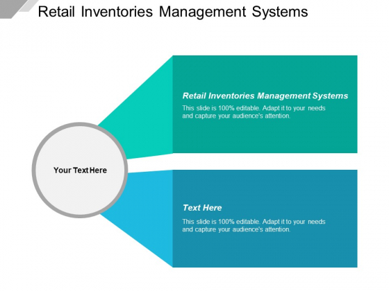Retail Inventories Management Systems Ppt PowerPoint Presentation Layouts Skills Cpb