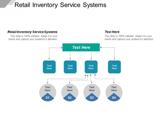 Retail Inventory Service Systems Ppt PowerPoint Presentation Show Grid Cpb