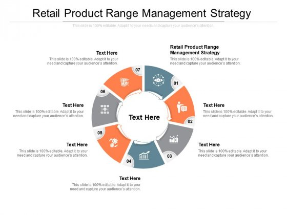 Retail Product Range Management Strategy Ppt PowerPoint Presentation Layouts Graphics Tutorials Cpb