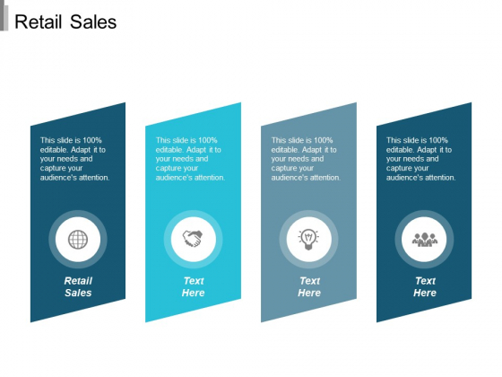 Retail Sales Ppt PowerPoint Presentation Slides Graphics Cpb