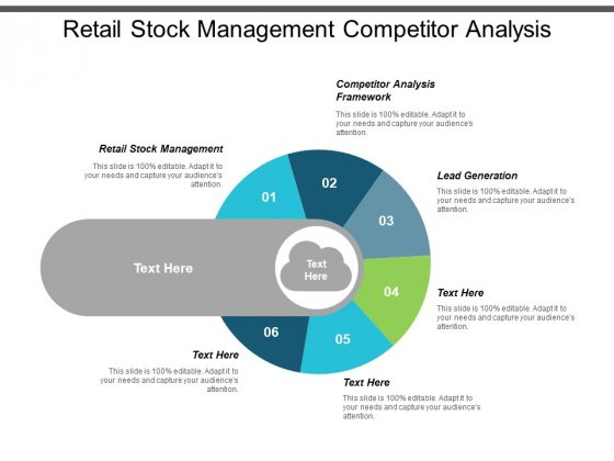 Retail Stock Management Competitor Analysis Framework Lead Generation Ppt PowerPoint Presentation Styles Slide Portrait
