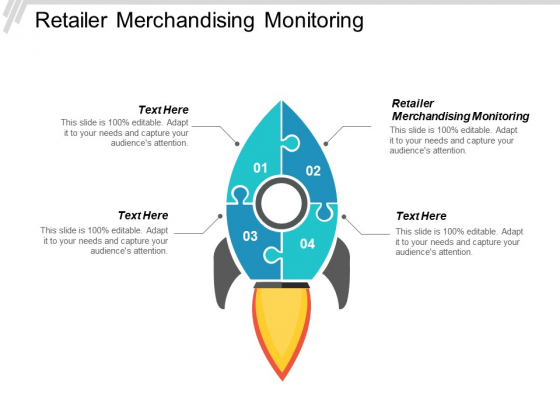 Retailer Merchandising Monitoring Ppt PowerPoint Presentation Styles Slide Portrait Cpb