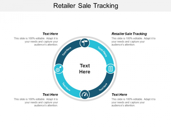 Retailer Sale Tracking Ppt PowerPoint Presentation Layouts Graphics Pictures Cpb