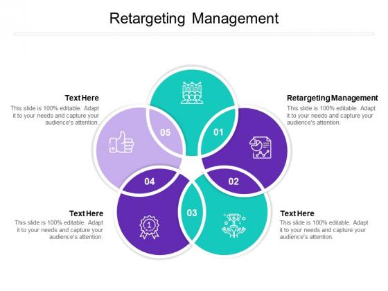 Retargeting Management Ppt PowerPoint Presentation Slides Model Cpb