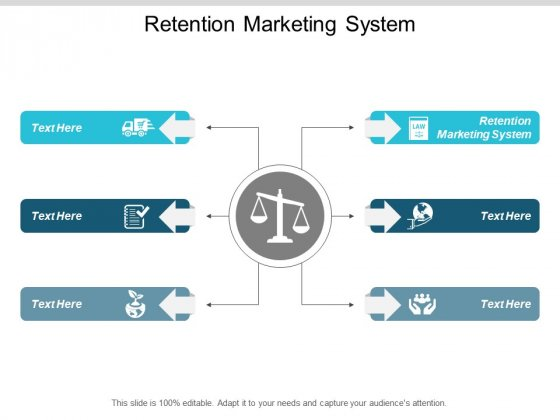 Retention Marketing System Ppt PowerPoint Presentation Icon Layouts Cpb