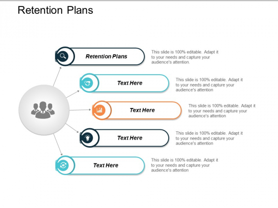Retention Plans Ppt PowerPoint Presentation Gallery Influencers Cpb