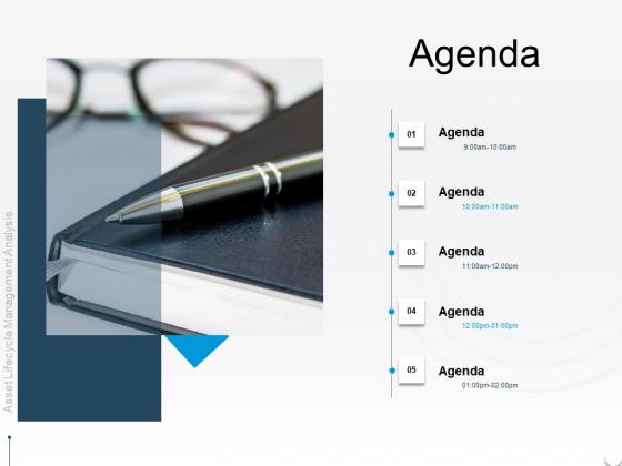 Rethink Approach Asset Lifecycle Management Agenda Designs PDF