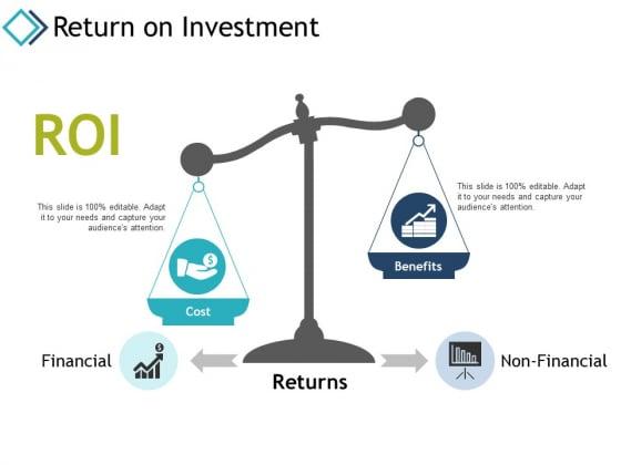 Return On Investment Ppt PowerPoint Presentation File Sample