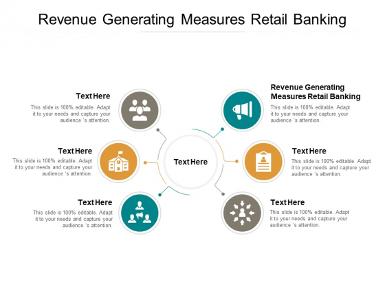Revenue Generating Measures Retail Banking Ppt PowerPoint Presentation Infographic Template Slide Download Cpb