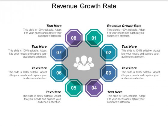 Revenue Growth Rate Ppt PowerPoint Presentation Pictures Good Cpb