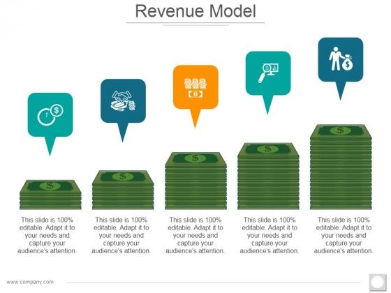 Revenue Model Ppt PowerPoint Presentation Inspiration Design Templates