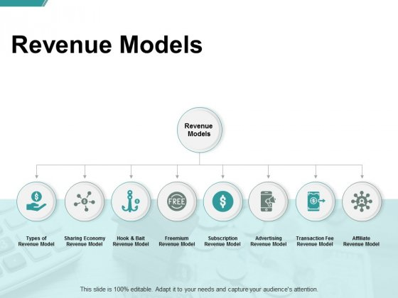 Revenue Models Advertising Ppt PowerPoint Presentation Summary Smartart