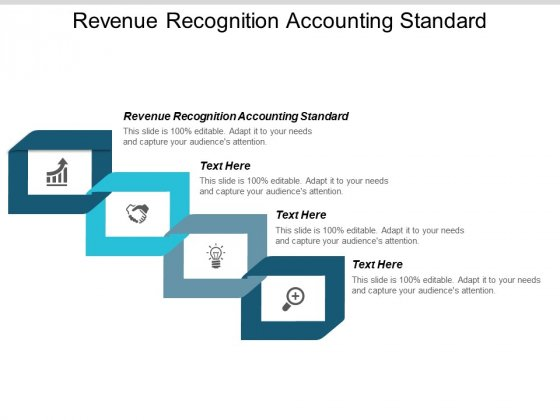 Revenue Recognition Accounting Standard Ppt PowerPoint Presentation Show Guide Cpb
