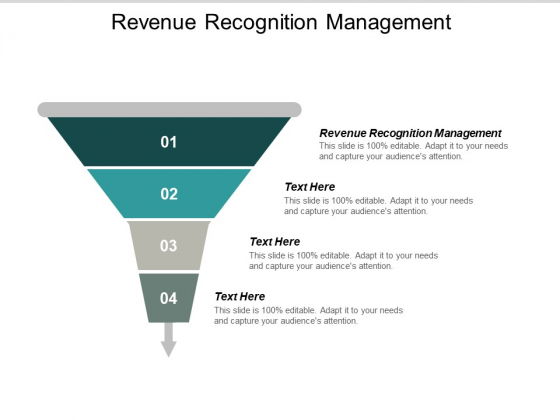 Revenue Recognition Management Ppt PowerPoint Presentation Summary Graphic Tips Cpb