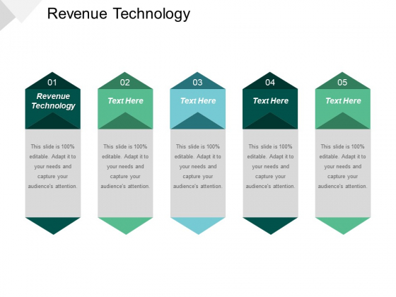 Revenue Technology Ppt PowerPoint Presentation Summary Infographics Cpb