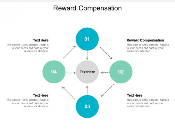 Reward Compensation Ppt PowerPoint Presentation Gallery Introduction Cpb