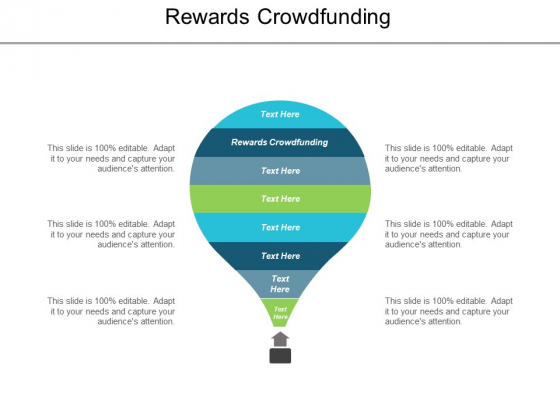 Rewards Crowdfunding Ppt Powerpoint Presentation Styles Layout Ideas Cpb
