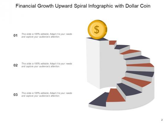 Rising_Spiral_Arrow_Diagram_Financial_Growth_Ppt_PowerPoint_Presentation_Complete_Deck_Slide_2