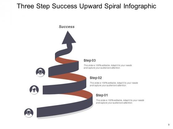 Rising_Spiral_Arrow_Diagram_Financial_Growth_Ppt_PowerPoint_Presentation_Complete_Deck_Slide_9