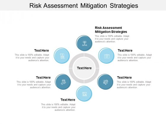 Risk Assessment Mitigation Strategies Ppt PowerPoint Presentation Inspiration Outfit Cpb
