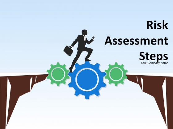 Risk Assessment Step Ppt PowerPoint Presentation Complete Deck With Slides