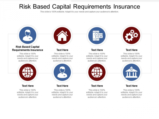 Risk Based Capital Requirements Insurance Ppt PowerPoint Presentation Summary Slide Portrait Cpb Pdf