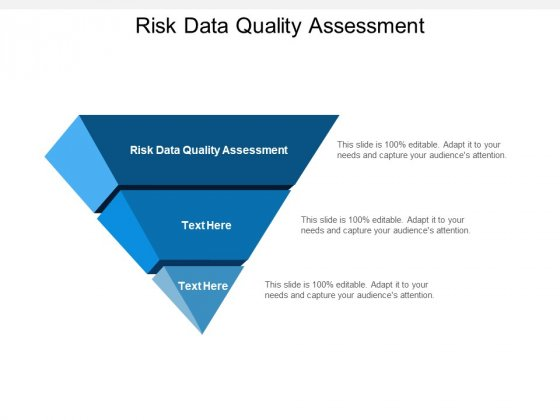 Risk Data Quality Assessment Ppt PowerPoint Presentation Icon Layouts Cpb