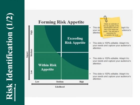 Risk Identification Template 1 Ppt PowerPoint Presentation Slides Themes