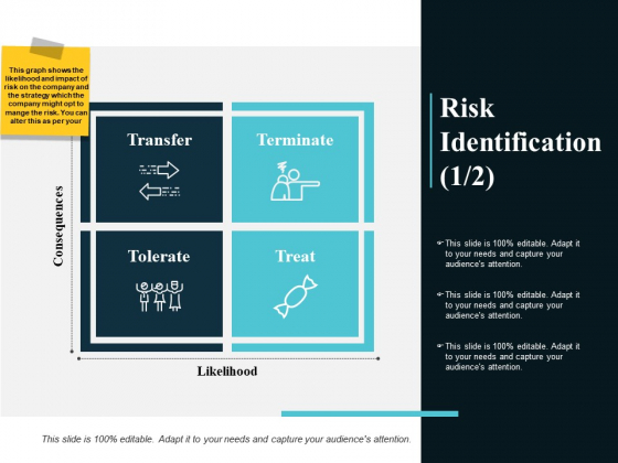 Risk Identification Terminate Ppt PowerPoint Presentation Infographic Template Visuals