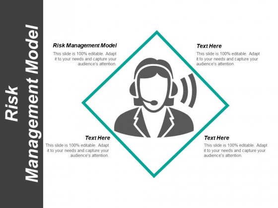 Risk Management Model Ppt PowerPoint Presentation Summary Styles Cpb