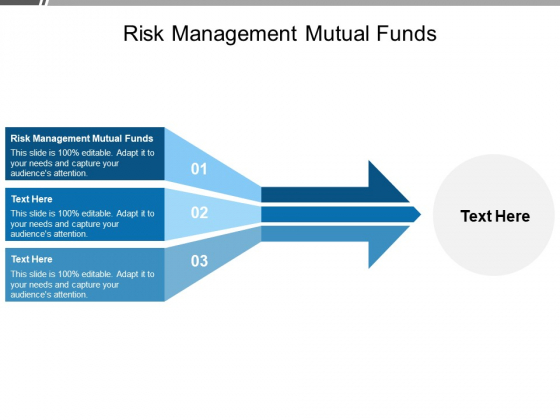 Risk Management Mutual Funds Ppt PowerPoint Presentation Outline Slideshow Cpb