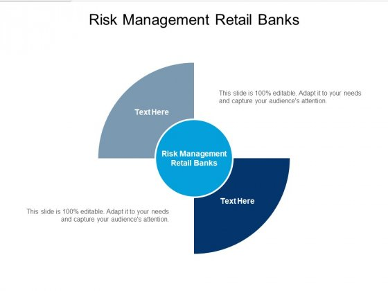 Risk Management Retail Banks Ppt PowerPoint Presentation Model Designs Download Cpb