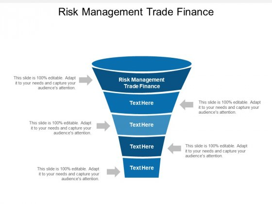 Risk Management Trade Finance Ppt PowerPoint Presentation Professional Examples Cpb