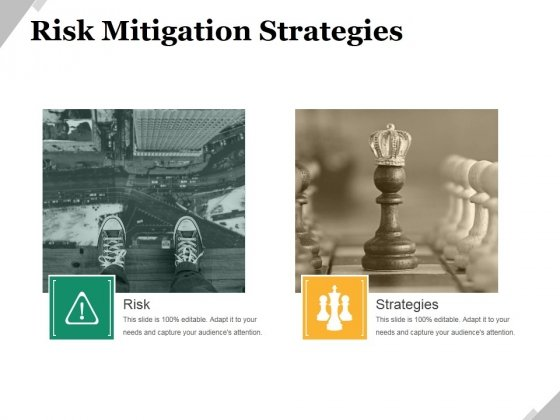 Risk Mitigation Strategies Ppt PowerPoint Presentation Infographic Template Format Ideas